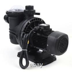 1200W Durable Solar Water Pump Garden Pond Pool Outdoor MTTP Controller In/Above