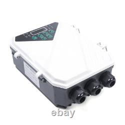 20,000L/H 72V 900W Solar Swimming Pool Pump Brushless DC Motor+MPPT Controller