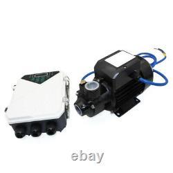24V Solar Water Pump 210W Solar Heater Irrigation Farm Garden Pressure Brushless
