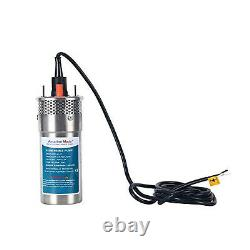 24V Submersible 3.2 GPM 4 Deep Well Water Pump Alternative Energy Solar Battery