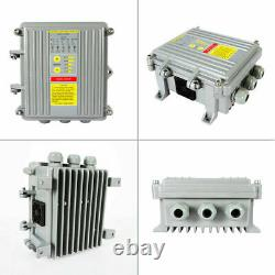 3 DC Deep Well Solar Water Pump Bore 36V 400W Submersible MPPT Controller Kit