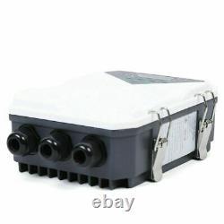 3 DC Solar Water Pump Deep Well Submersible Pump MPPT Controller Kit 48V 600W