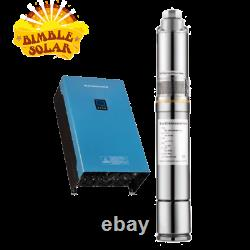 400w DC Solar Water Pump and MPPT Controller