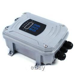4 DC Screw Solar Water Pump 48V 750W Submersible Well Garden Irrigation Kits
