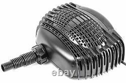 AEO 12V 18V DC Brushless Submersible Water Pump, 898GPH (1 Pack)