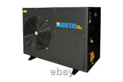 Arctic Hydronic Air to Water Heat Pump 29,000 BTU with Cold Climate Inverter