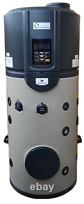 Cool Energy CE-ES200 EcoStore All In One Air Source Heat Pump Hot Water System