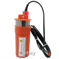 DC24V, 360LPH Solar Powered Mini Submersible Water Deep Well Pump