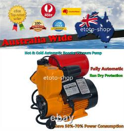 Fully Automatic Domestic Mains Booster Pump or Solar Water Pressure Pump