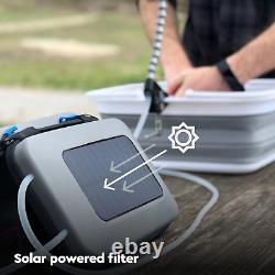 GoSun Flow Solar Water Purifier Plus Pump 1WF1D1P1