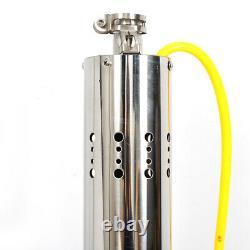 High Quality Deep Well Submersible Pump Solar DC Screw Water Pump 12V/18V 2m3/H