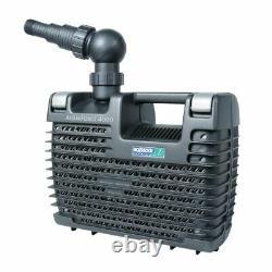 Hozelock Aquaforce 1000 Filter Pump Koi Fish Pond Water 1000lph Lph Cyprio
