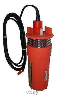 Solar Powered 24V Submersible DC Solar Well Water Pump Replaces 9325-043-101