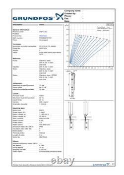 Solar Powered Submersible Water Pump Grundfos SQ Flex 2.5-2