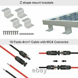 Solar Pump System KitsSolar Panel + Stainless Steel 12V Deep Well Water Pump