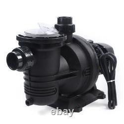 Solar Water Pump Circulating Pump for Swimming Pool Filter, Garden, Irrigation US