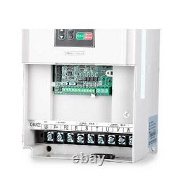 Solar pump inverter Solar water pump DC input AC output 4 KW