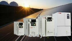 Solar water pump DC input AC output solar pump inverter with MPPT 2.2KW to 15KW